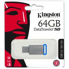 Memoria USB 3.0 kingston 64 GB DT50