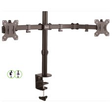 Wall mount Soporte | doble para monitor LCD/LED