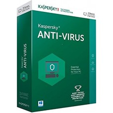 Kaspersky antivirus 1 pc