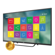 """Televisor 50"""" LED Smart TV JVC Smart With Air Mouse"""